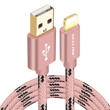 I Want It Gadget Pink / 50cm Tough Braided iPhone Cable