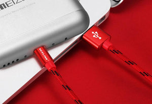 I Want It Gadget Tough Braided iPhone Cable