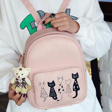 I Want It Home Cat Bag - 4 Piece Set