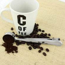 I Want It Home Coffee Clip Spoon