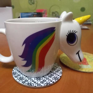I Want It Home Color Changing Unicorn Mug!