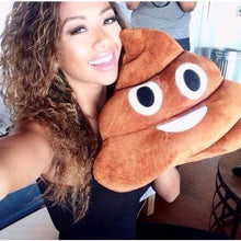 I Want It Home Poop Pillow
