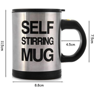 I Want It Home Self Stirring Mug