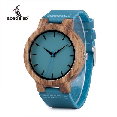 I Want It Jewelry BOBO BIRD C28 Teal Watch