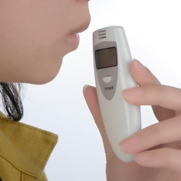 Blowback Portable Breathalyzer