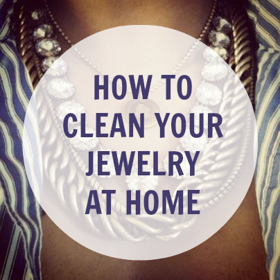 Tips to keep your Jewelry Sparkling and a FREEBIE!