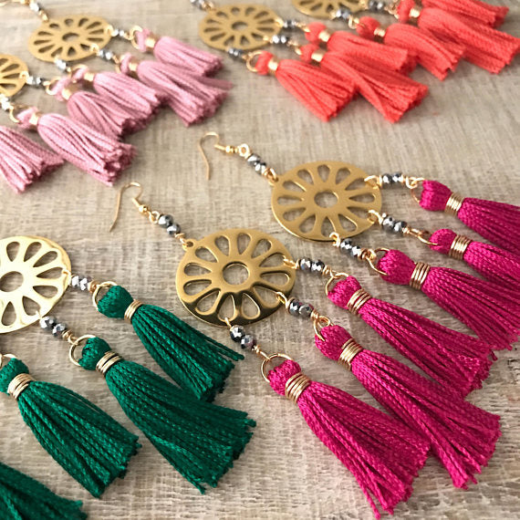 Aretes Dreamcatchers