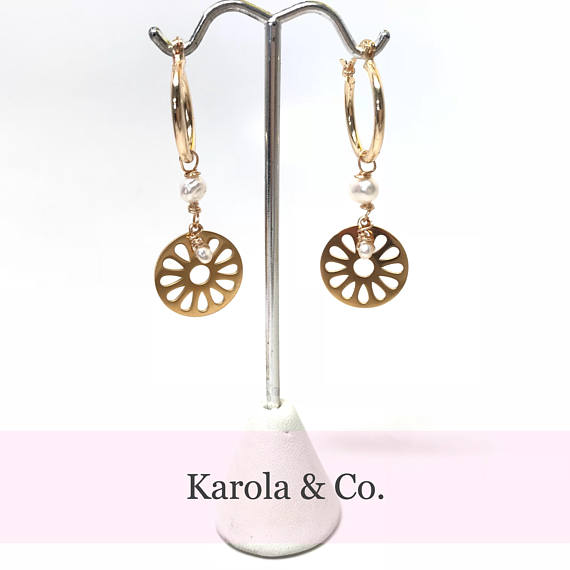 Karola Signature Hoops
