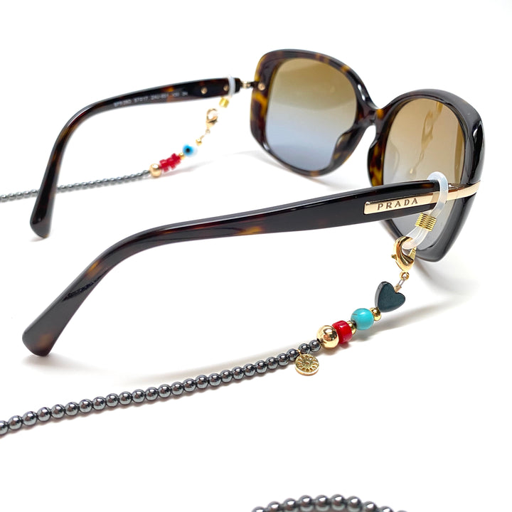 Renata Beaded Eyewear /  Face Mask Chain