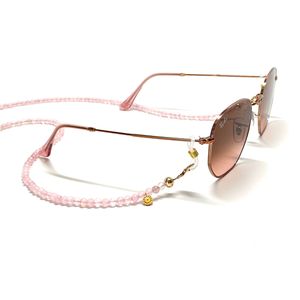 Rosé Eyewear / Face Mask Chain