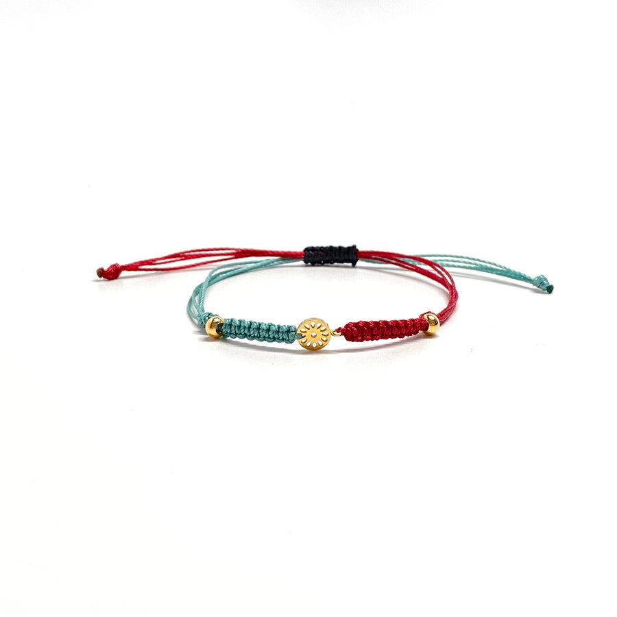 Pulsera Mini Signature Tri - Color
