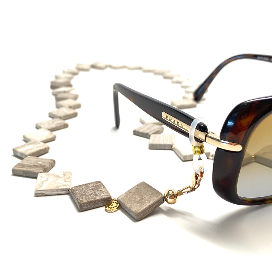 Milan Eyewear / Face Mask Chain / Necklace