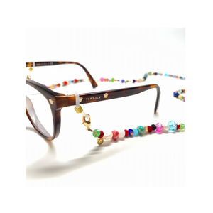 SERENDIPITY Beaded Eyewear /  Face Mask Chain