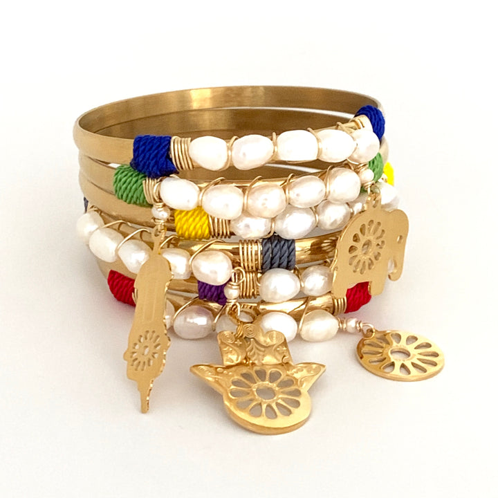Bangle Lluvia de Colores