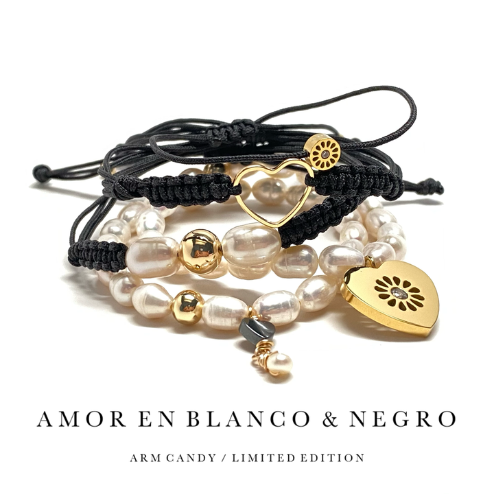 Amor en Blanco y Negro / Arm Candy