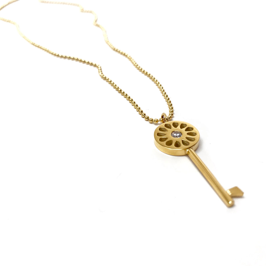The Key Necklace