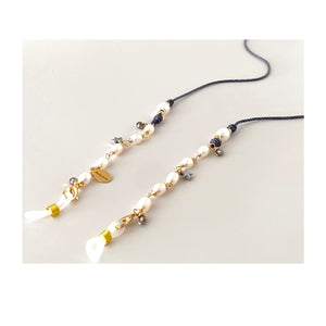 Pearl & Stars Eyewear /  Face Mask Chain