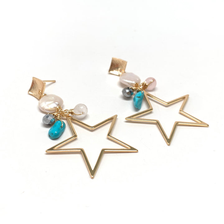 Lucero Earrings
