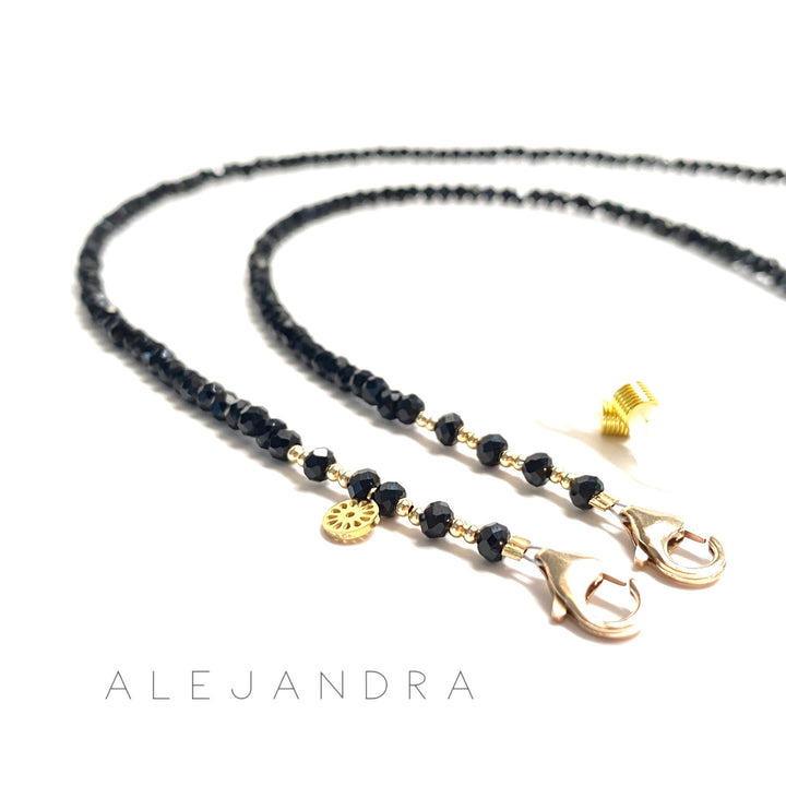 Alejandra Eyewear / Face Mask Beaded Chain