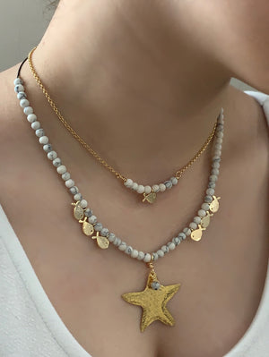 Endless Summer Star Necklace