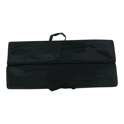 Feather Tear Drop Flag Hardware Large Carrying Case