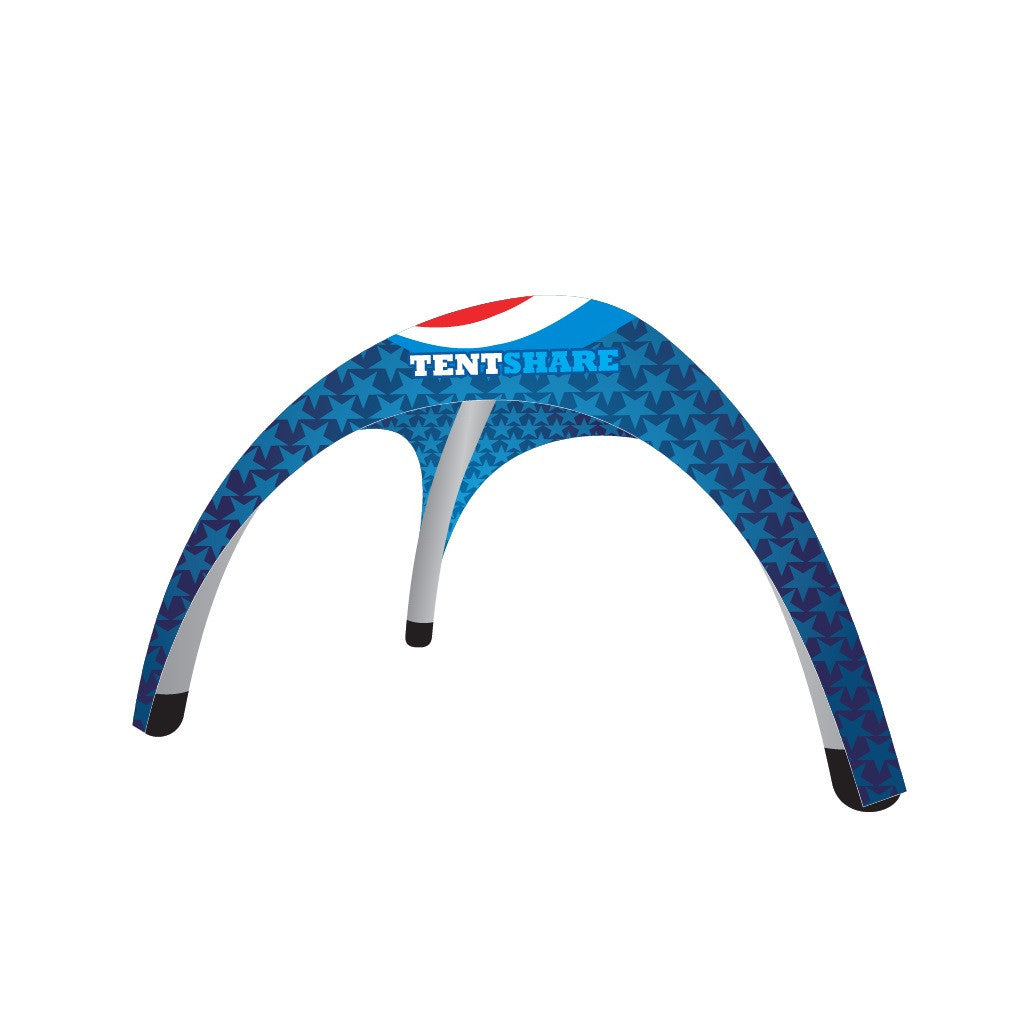sc 1 st  TentShare & Inflatable Spider Dome Canopy 10x10 Foot | Tent Share Inc USD