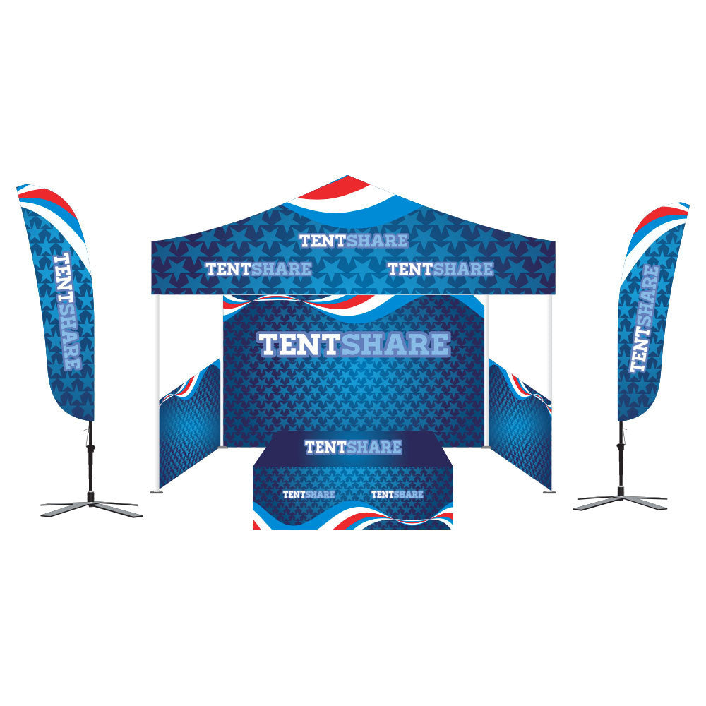 Tent Package B3 10x10