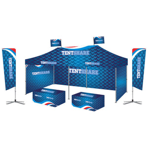 Tent Package D5 10x20