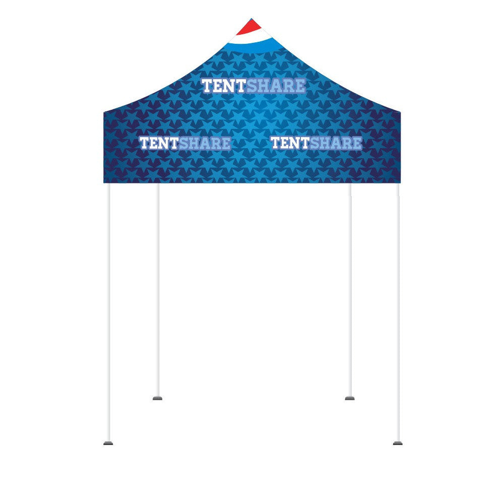 sc 1 st  TentShare & Popup Tent 5x5 Foot Custom Canopy Builder | Tent Share Inc USD