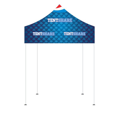 Popup Tent 5x5 Foot Custom Canopy Builder