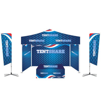 ... Tent Package E3 10x10  sc 1 st  TentShare & Tent Share Inc USD | Tent Share US - Promotional u0026 Popup Tents ...