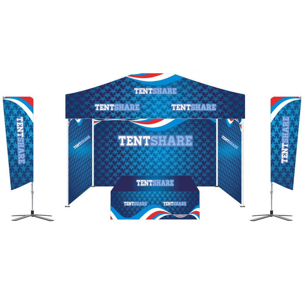 Tent Package E4 10x15