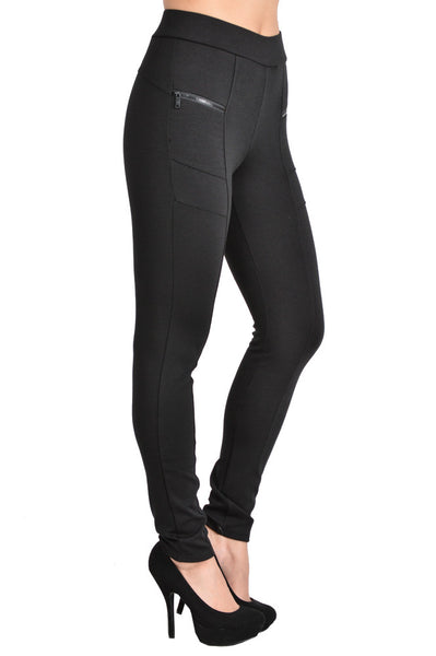 PP90 Ci Sono High Waist Leggings - Fashion Posh