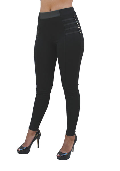 PP165 High Waist Leggings