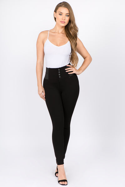 CiSono High Waist Leggings
