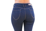 P9723 Body Sculpting Jeans - FashionPosh