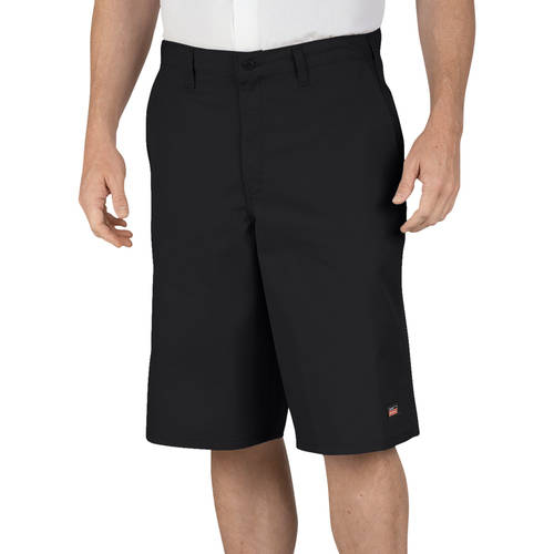 Men's 13'' Loose Fit Flat Front Short