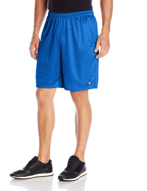 Champion Men's Long Mesh Short With Pockets