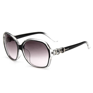 Designer Inspired Polarized Acrylic Frame Sunglasses Circles