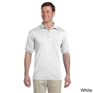 Gildan Men's Dry Blend Jersey Polo Shirt