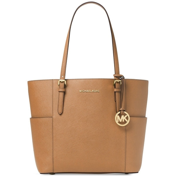 MICHAEL Michael Kors Jet Set Travel Large Tote Acorn