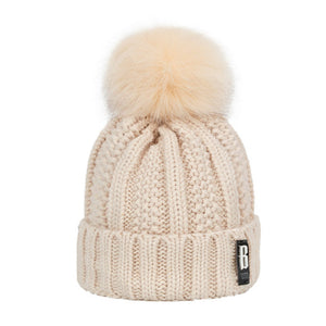 Fashion Girl 'S Skullies Beanies Winter Hats For Women Knitting Cap