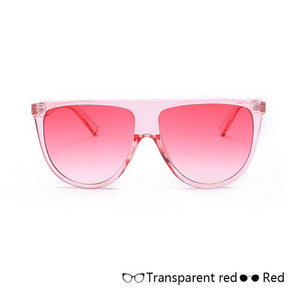 ISummer Brand Designer Sunglasses Women Gradient Lens Sun Glasses Women Full Frame Shades Ladies Glasses Unisex oculos UV400