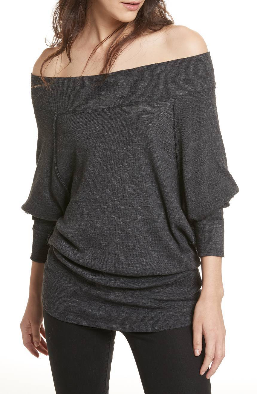 NWT Free people Palisades Off the Shoulder Top Retail