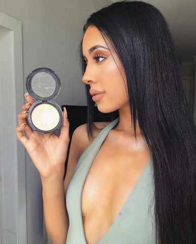 6 Different Ways To Use Your Highlighter Makeup Lexi Noel Beauty