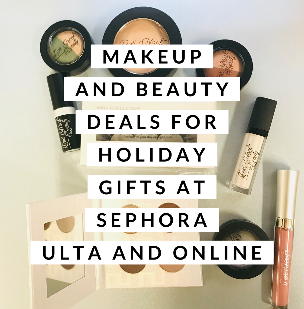 Best Makeup And Beauty Deals For Holiday Gifts At Ulta