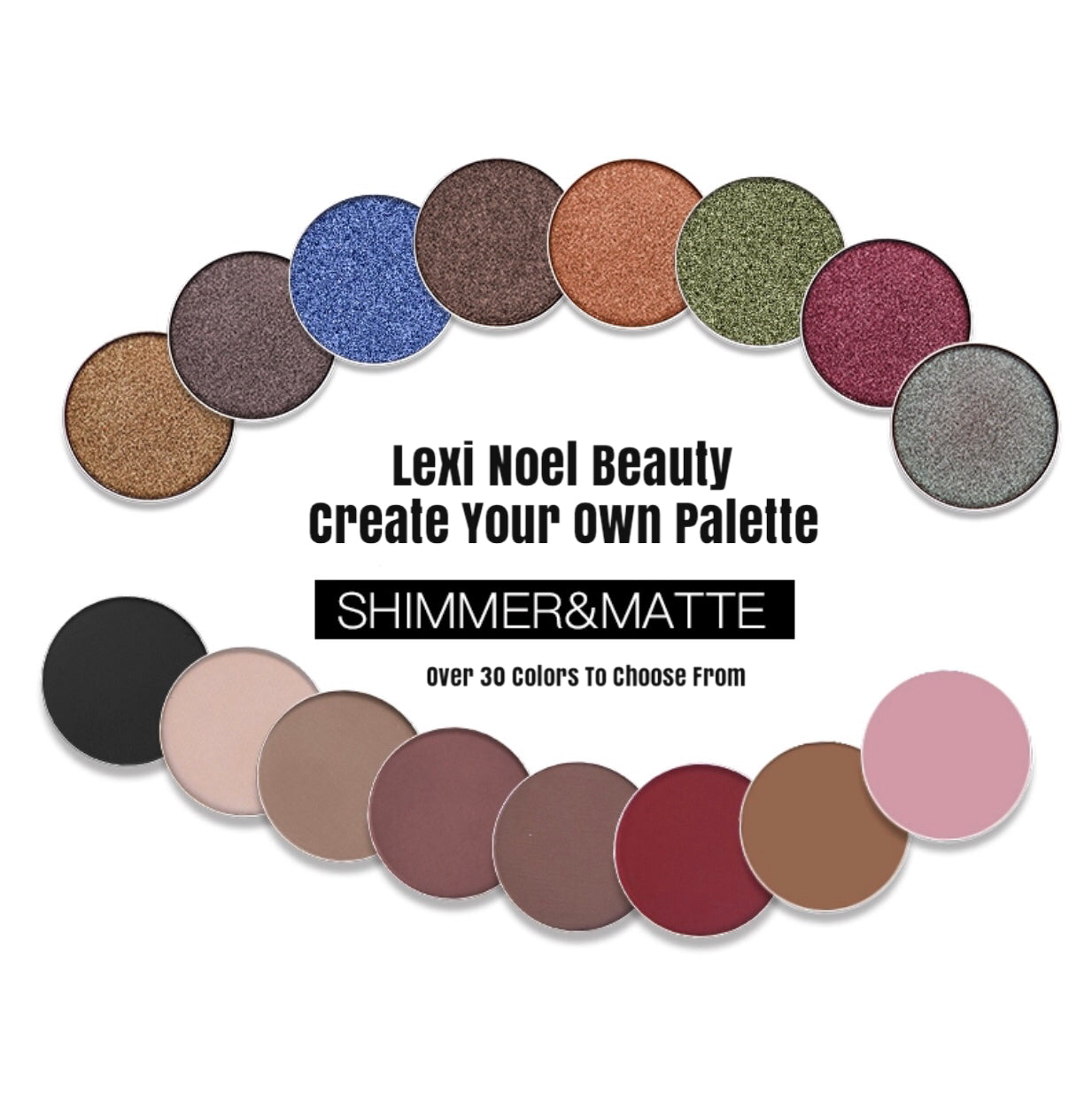 Why You Should Create Your Own Eyeshadow Palettes