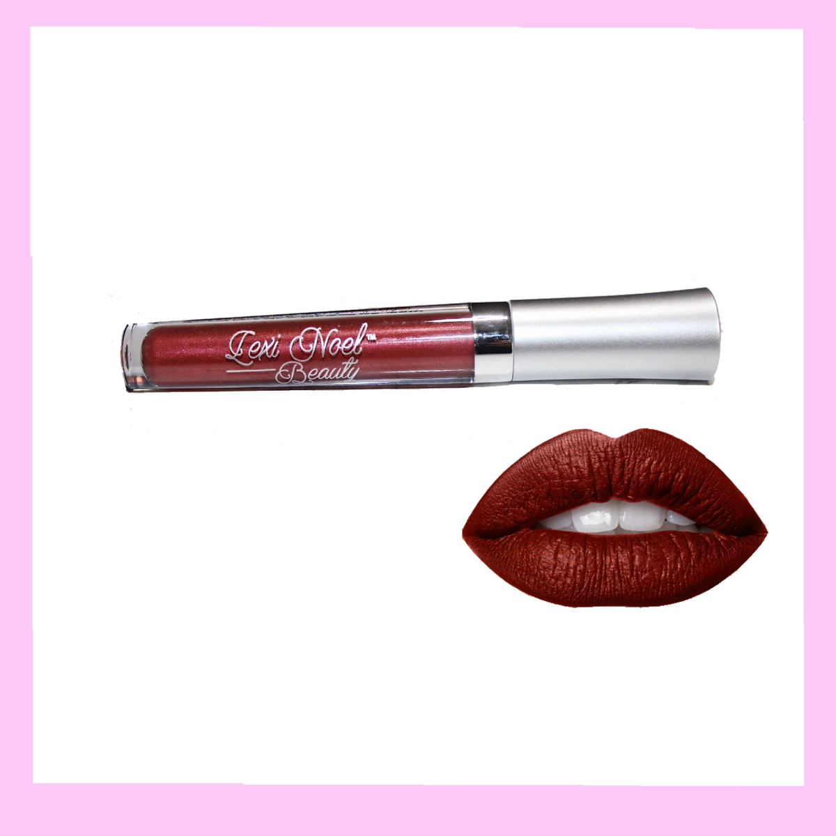 Metallic Lip Colors - lexinoelbeauty.com