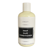 Deep Hair Conditioner Organic Paraben Free Gluten Free