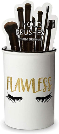 Makeup Brush Holder Flawless